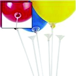 STICKS AND CUPS BALLOONS